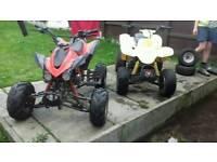 Quad 50cc 110cc 70cc kids crosser swop