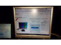 "Acer AL 1917W 19"" Widescreen LCD Monitor"