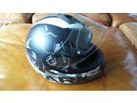 Shark motorbike helmet size XL