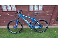 Carrera Centos Limited Edition Mountain Bike - Few Upgrades