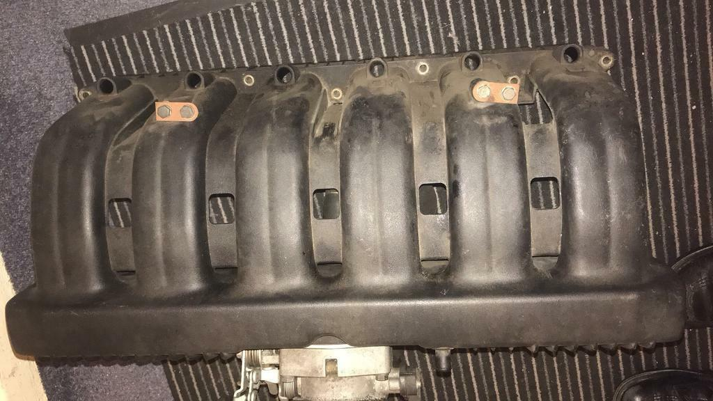 M50 manifold from an m50b25 Bmw e36 drift | in Perth and Kinross | Gumtree