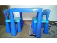 children table set Argos