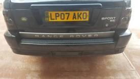Land Rover Range Rover Sport SE TD6 2.720cc 2007 Auto Only 95k