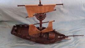 Mega blocks, like lego, pirates ship