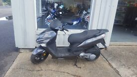 Pre-Owned Lexmoto FMX 125cc