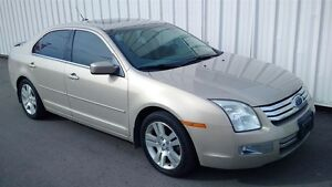 2007 Ford Fusion SEL AWD Leather Sunroof