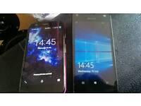 Motorola and microsoft phone