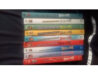 Scrubs season 1-9. £50 ono