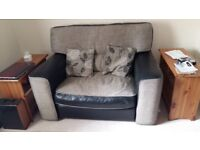 FREE 4 piece Italian Leather suite - 2 love seats and 2 armchairs - gone pending collection