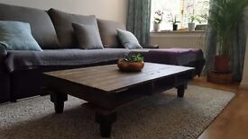 Pallets coffee table!!!
