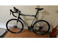 56cm mens canondale cross bike very good condition bargain