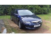 Mazda 6 Tamara , very good condition , with very low miles , excellent driver . long MOT