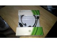 New Official xbox 360 headset.