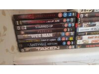 Great collection of dvds