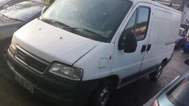 Good runnig Van for sale