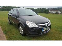 Automatic Vauxhall Astra 5 Door Petrol 2008 (58) Full Year MOT