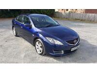 2008 Mazda 6 #full years mot#