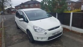 Ford smax 2.5 turbo