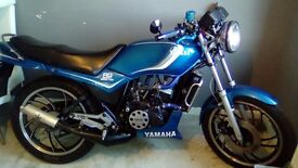 1983 rd 125 lc mk1 candy blue £1000s spent
