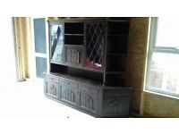 sideboard, dresser, china cabinet, cocktail cabinet.