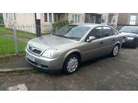 Vauxhall Vectra. Diesel . Very low millage !!!