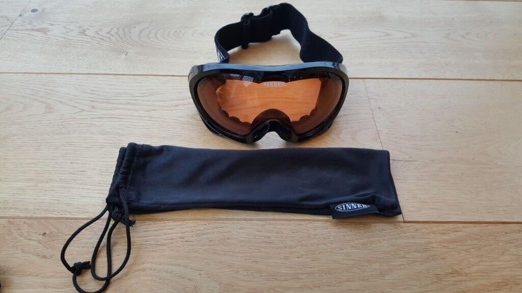 a03b6048de8 Sinner Ski Goggles and Sunglasses set