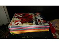 SFX 2004 Magazines Not Subscribers Editions 13 in total