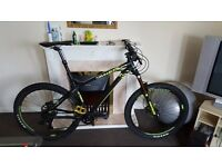 Mountain bike - Commencal Meta HT AM, (mint condition, hardly used) + bell Helmet with GoPro bracket