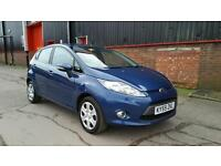 2009 Ford Fiesta 1.2 petrol 5 door hatchback genuine low mileage