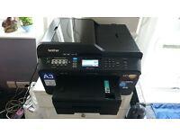 A3 Printer, Fax, Copy, Scan, Wireless