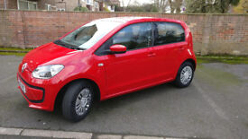 VW UP - Showroom Condition