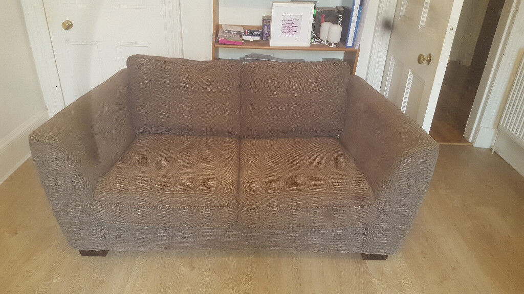 Sofa - fabric 2 seater