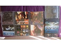 Bon Jovi CD'S and DVD