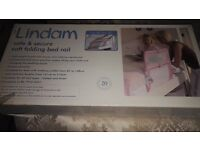 Child bed rail/guard from Lindam. Barely used.