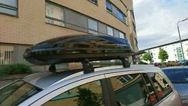 Exodus Roof Box And Bars