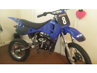 KIDS MOTOCROSS /FIELDBIKE 50 AUTO