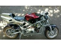 110cc X18 pocketbike pitbike clutch midi moto