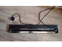 20W 600mm Black Light (UV Light) with mains lead - USED ONCE