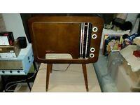 Vintage Kolster Brandes Minor radiogram