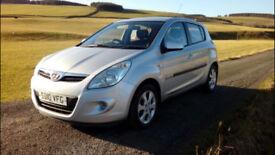 2010 Hyundai i20 Comfort Diesel - £30 Road Tax - Excellent MPG