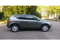 Nissan Murano 3.5 Automatik . LPG system . Sell Or Swap