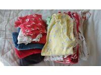 Bundle girls clothing 3-6 months