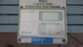 Newlec NLH 21Central Heating Programmer
