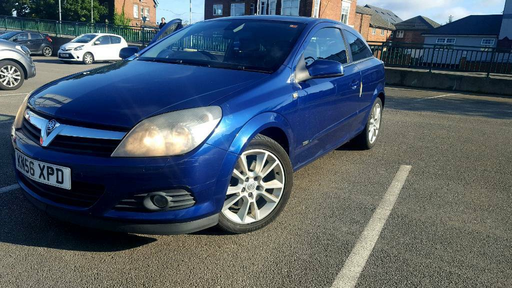 Vauxhall Astra 1.9 Design 2007 Low Mileage 180 bhp