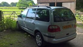 ford galaxy 1.9tdi 2003 £330 no offers.