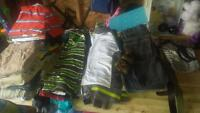 Lot of boys size 8- 10 clothing