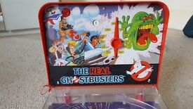 classic 1988 ghostbusters pinball game