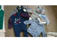 Baby boy clothes 3-6 BRAND NEW