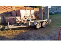 Indispension plant trailer, good condition tyres good