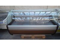 Serve Over Counter Display Fridge Meat Chiller 205cm (6.7 feet) ID:T2312